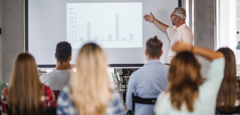 Consejos para profesores: cómo mejorar tus presentaciones online