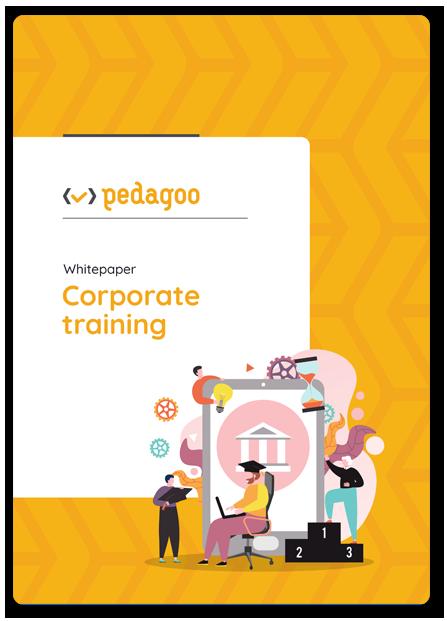 Corporate training Whitepaper Pedagoo
