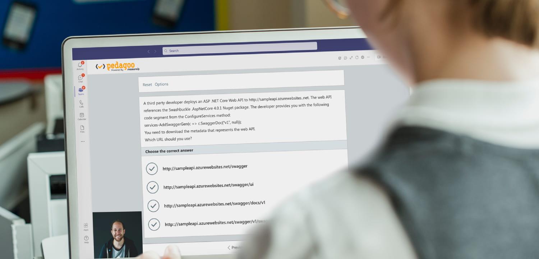 Pedagoo y su servicio de supervisión de exámenes online, reconocidos por Gartner en la 'Guía de Mercado para la Supervisión Online'