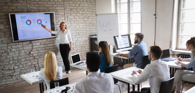 Formación para empresas: Beneficios para tu organización